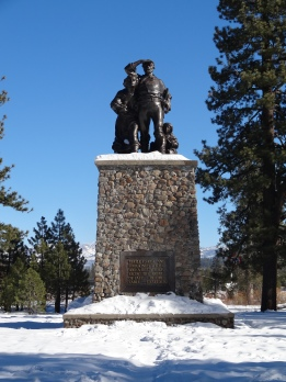 The Donner Party Museum, Truckee, Ca