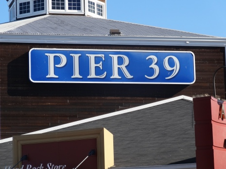 Pier 39 (obviously)